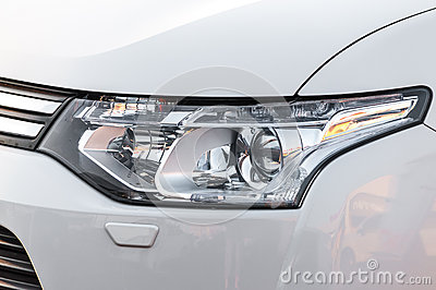 Modern auto headlight