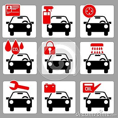Auto icons 1