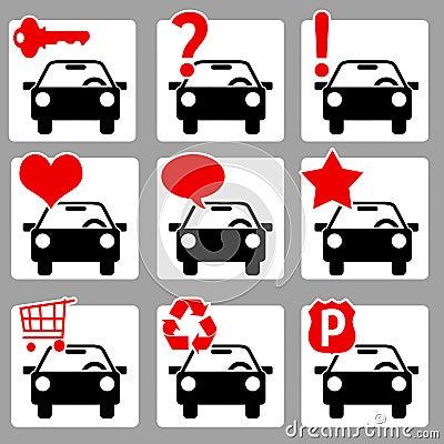 Auto icons 2
