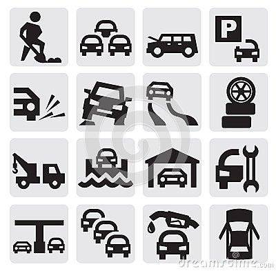 Auto icons