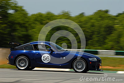 Auto Racing Editorial Image