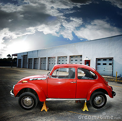 Free Auto Repair Stock Photography - 9529552