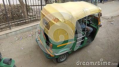 Auto rickshaw Editorial Photo
