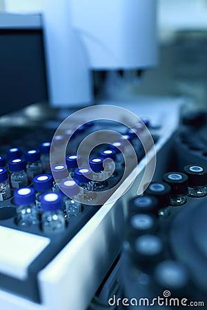 Auto-Sampler tray