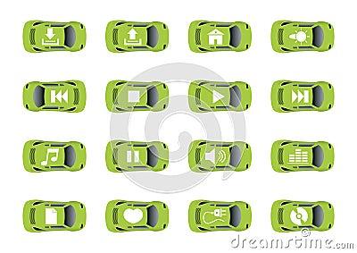 Auto web icons 2