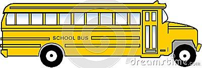 Autobus Scolaire Clipart