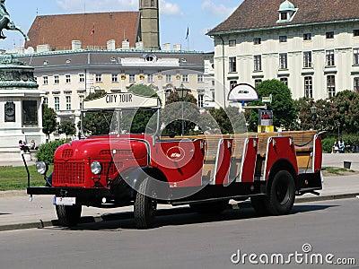 Autobusowy retro