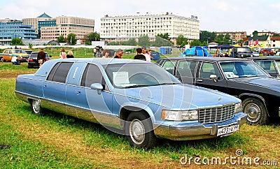 Autoexotica 2011 Editorial Photo