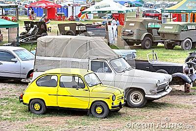 Autoexotica 2012 Editorial Photo