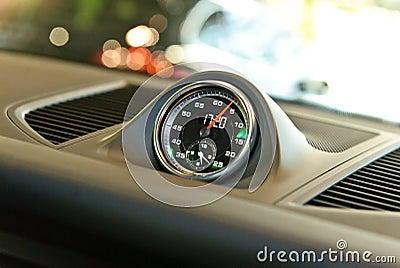 Autoklok Stock Foto - Afbeelding: 43082284