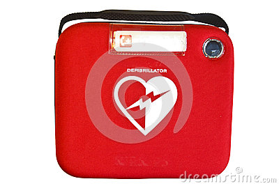 Automated External Defibrillator or AED