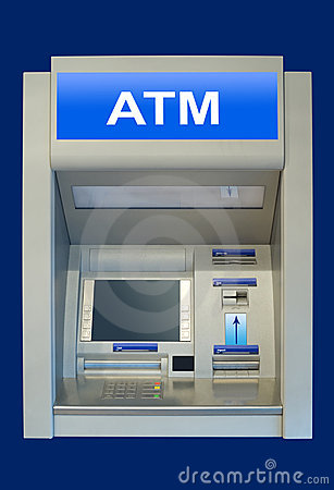 Automatic cash terminal