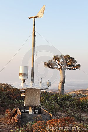 Automatic meteorological observing station