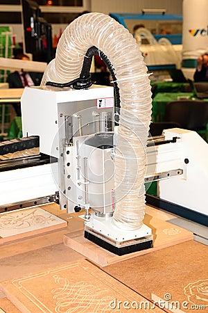 automatic factoring machine