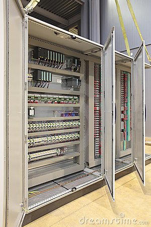 Automation atex panel board