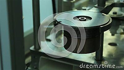 Automatycznego spawu instalaci external spaja bellows zdjęcie wideo