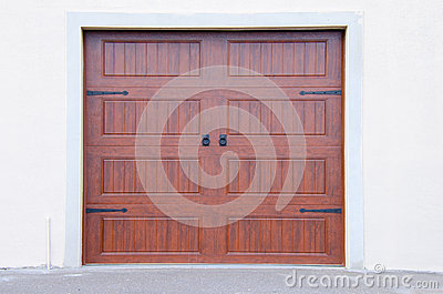 Automobile car garage doors
