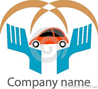 Automobile emblem