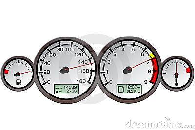 Automobile Gauges