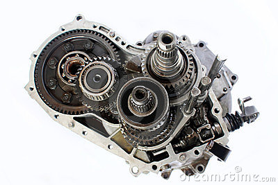 Automobile gear box