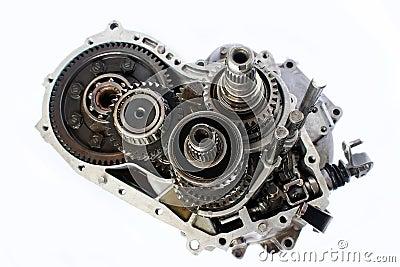 Automobile gear box
