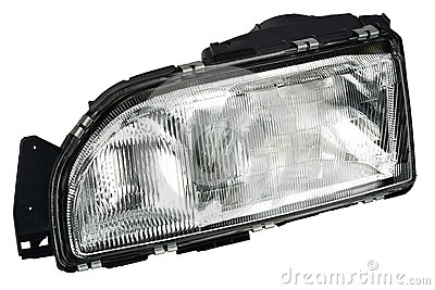 Automobile headlight