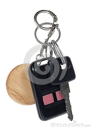 Automobile keys