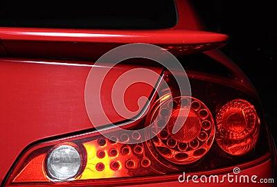 Automobile taillight