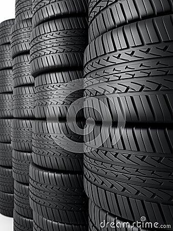 Automobile tires