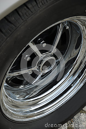 Automobile wheel