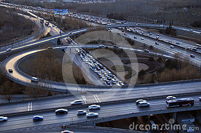 Automobiles trip traffic