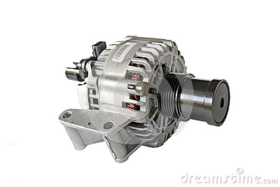 Automotive alternator