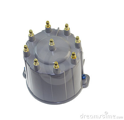 Automotive distributor cap