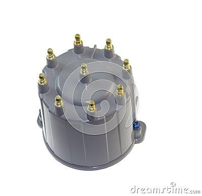Automotive distributor cap