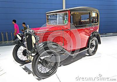 Automóvil del magnesio Imagen de archivo editorial