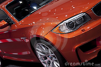 Autoshow Editorial Stock Image