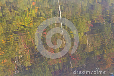 Autumn Adirondack Reflections