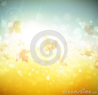 Free Autumn Background Stock Photography - 31950622