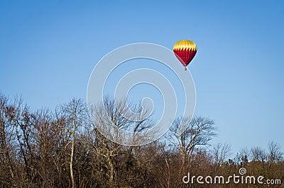 Autumn Ballooning