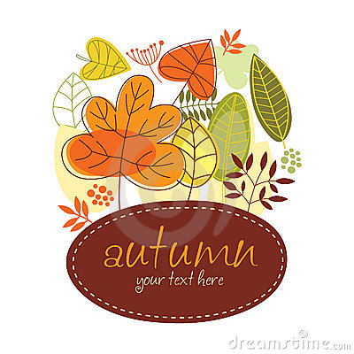Free Autumn Banner Stock Photos - 10714773