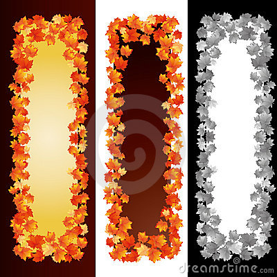 Autumn banners 2