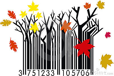 Autumn Barcode