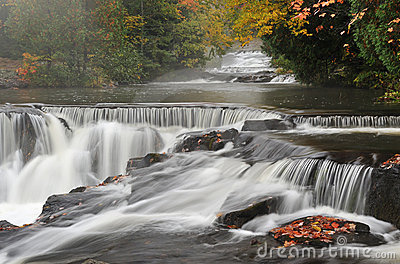 Autumn, Bond Falls
