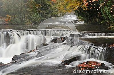 Autumn, Bond Falls