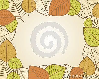 Autumn border 2