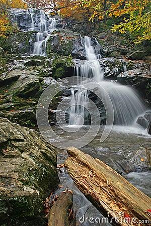 Free Autumn Cascade Stock Image - 1535881