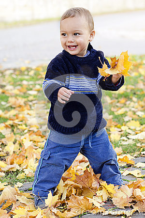 Autumn child