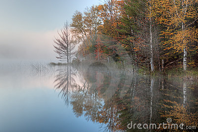 Autumn Council Lake