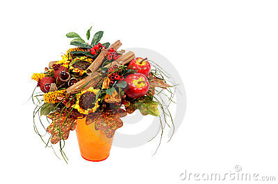 Autumn Decoration Royalty Free Stock Image - Image: 23316606