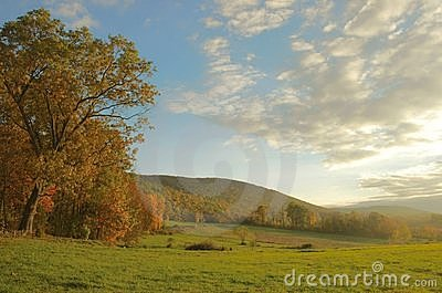 Autumn Evening, New York State